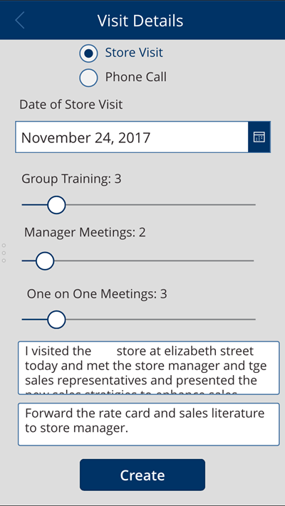 Using PowerApps & Flow to simplify Dynamics Sales teams activity capture