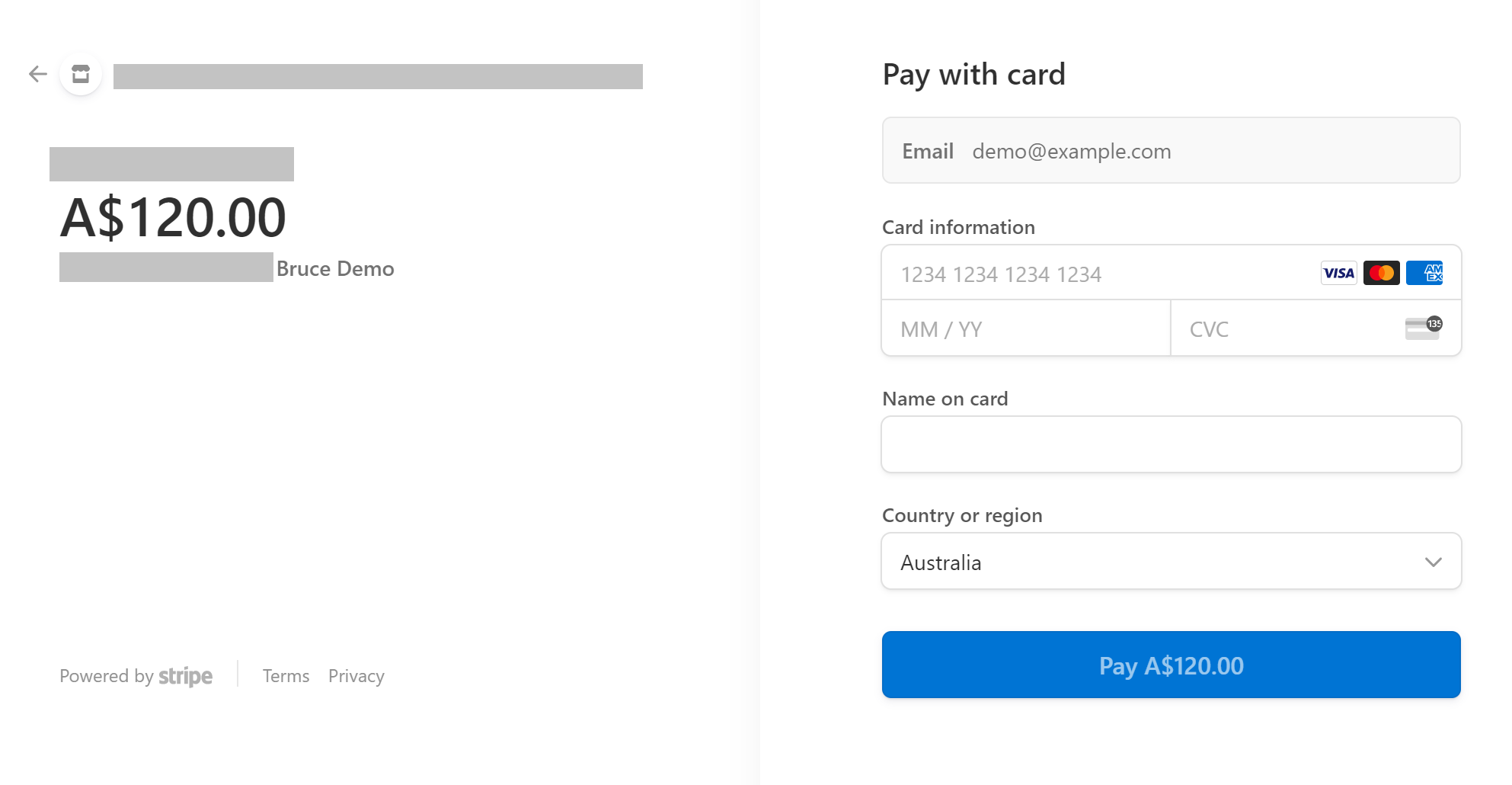 Using Stripe as a payment gateway for Dynamics 365 Marketing