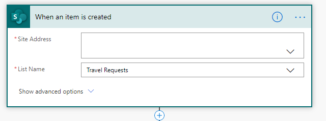 SharePoint auto number generation solution using Flow